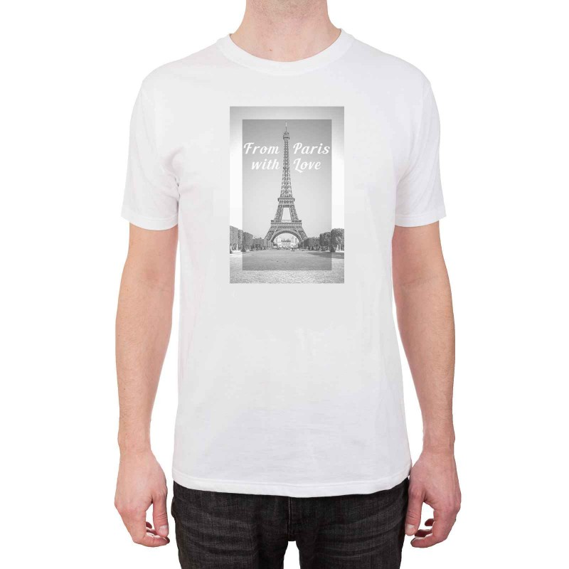 T-shirt Tour Eiffel de Paris