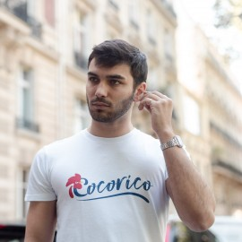 T-shirt cocorico