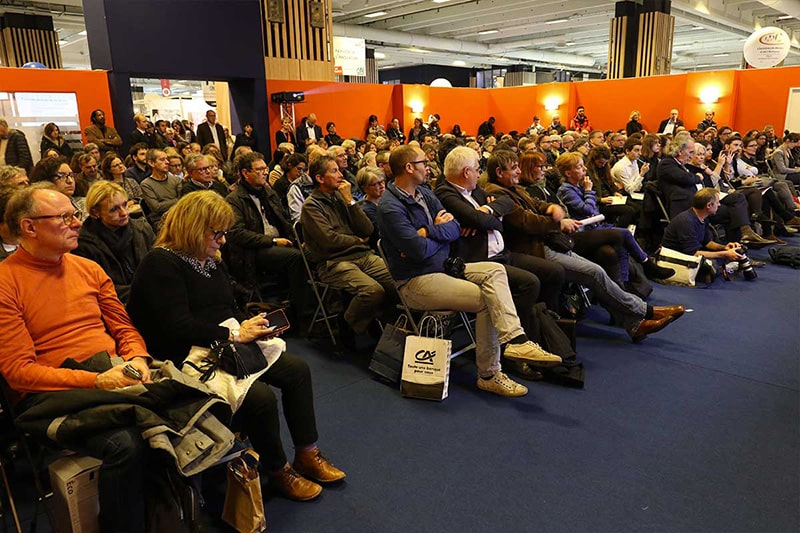 conférences made in france